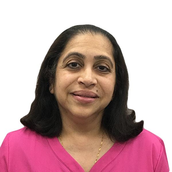 Mrs Charu Patel