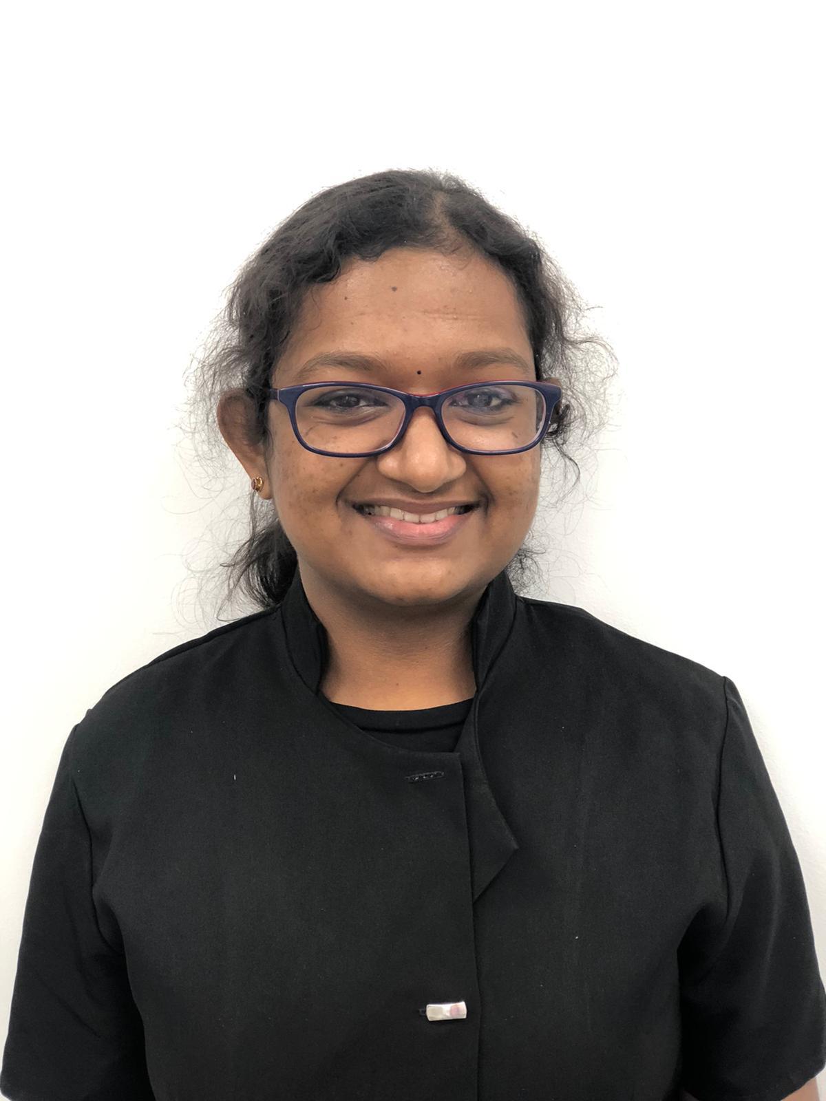 Nimisha Raghunatha Panicker Jalajamoni